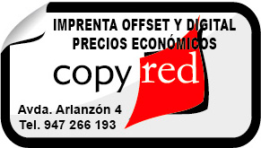 CopyRed Imprenta Offset y digital